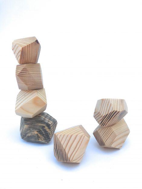 Tumi-Ishi Ahşap Bloklar