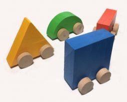 Geometrik Arabalar