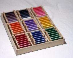 Renk Tabletleri (Tam Set)