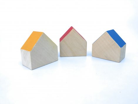 3'lü Blok Ev Seti